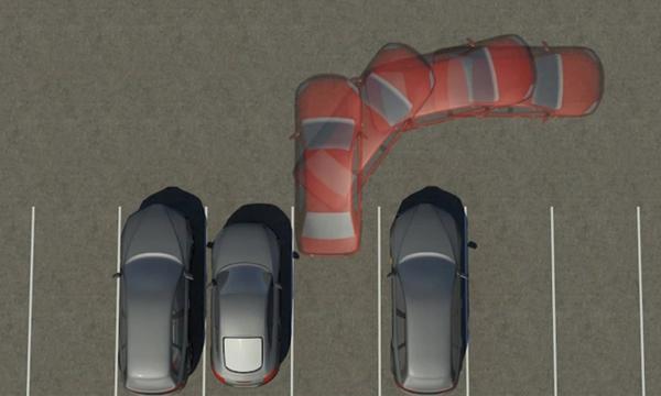 ข้อดีของการจอดรถแบบถอยหลังเข้าซอง
