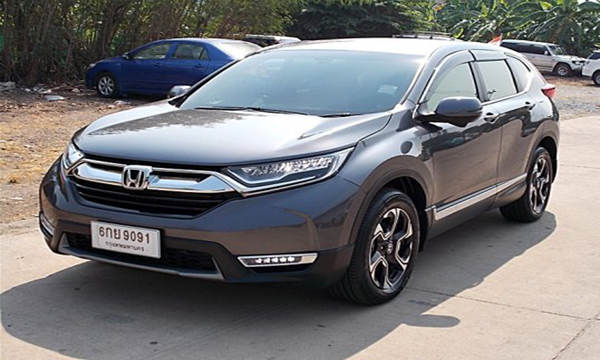 Honda CR-V 1.6 DT EL AWD ปี 2017