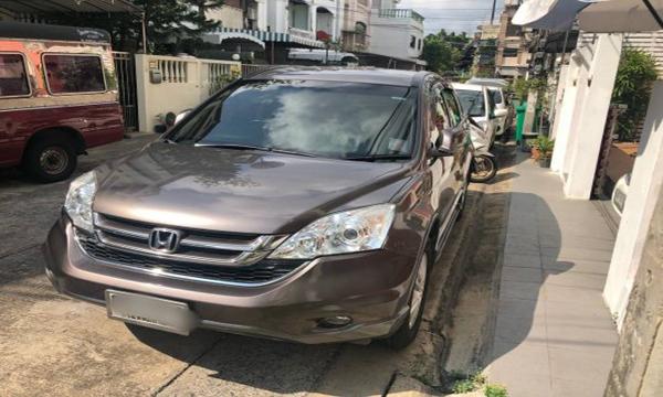 Honda CR-V 2.4 EL มือสอง ปี 2011