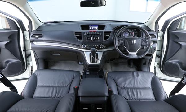ภายใน Honda CR-V รุ่น 2.0 E ปี 2014