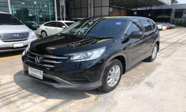 Honda CR-V 2.0 S ปี 2014