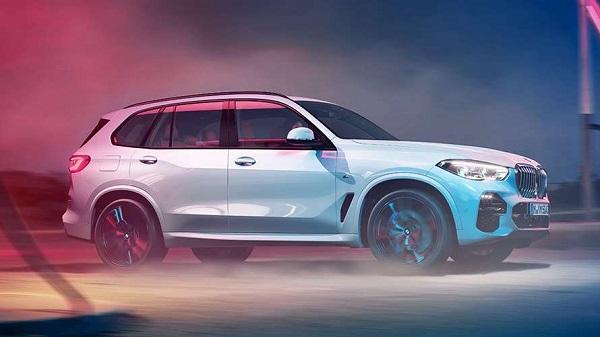 The All-new BMW X5 (2019) มาพร้อมกับเครื่องยนต์ ดีเซล 6 สูบ 3.0 TwinPower Turbo