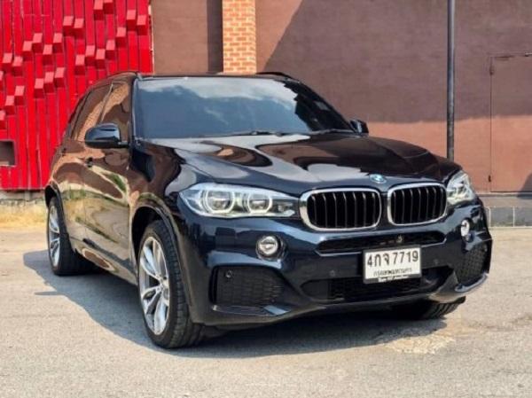 BMW X5 xDrive30d  ปี 2015