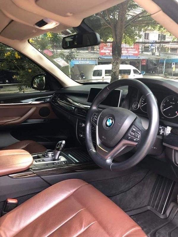 BMW X5 sDrive25d  ปี 2014