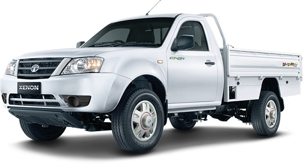 TATA XENON SINGEL CAP GIANT HEAVY DUTY CNG PLUS