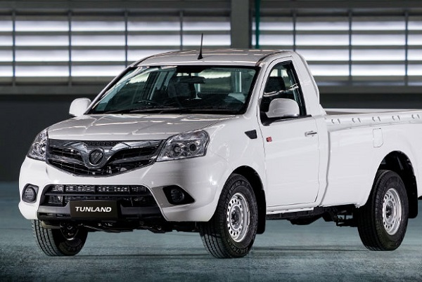 FOTON TUNLAND SINGLE CAB