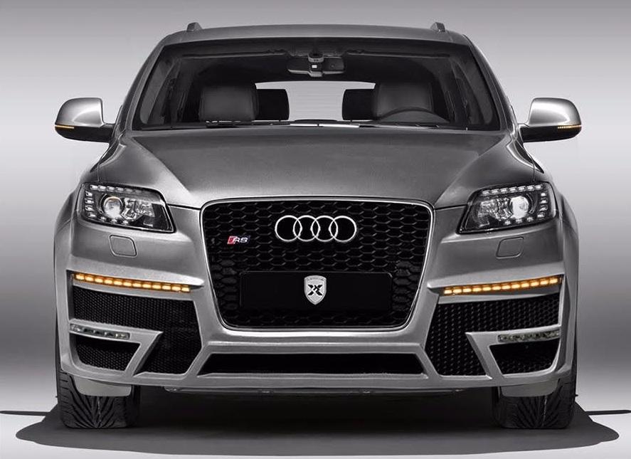 แต่งรถ Audi Q7