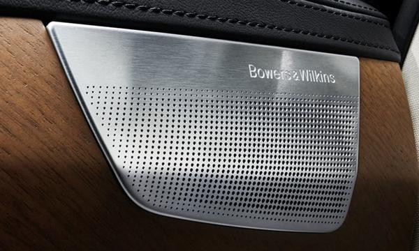 Volvo XC90 ติดตั้งชุดเครื่องเสียงจาก Bowers & Wilkins