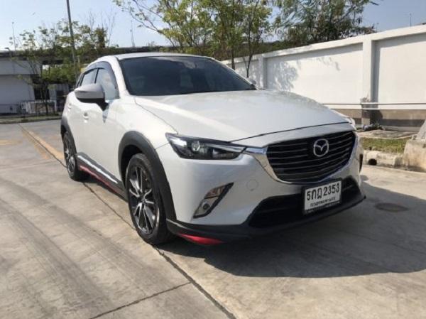 Mazda CX-3 มือสอง รุ่ร 1.5 XDL AT ปี 2016