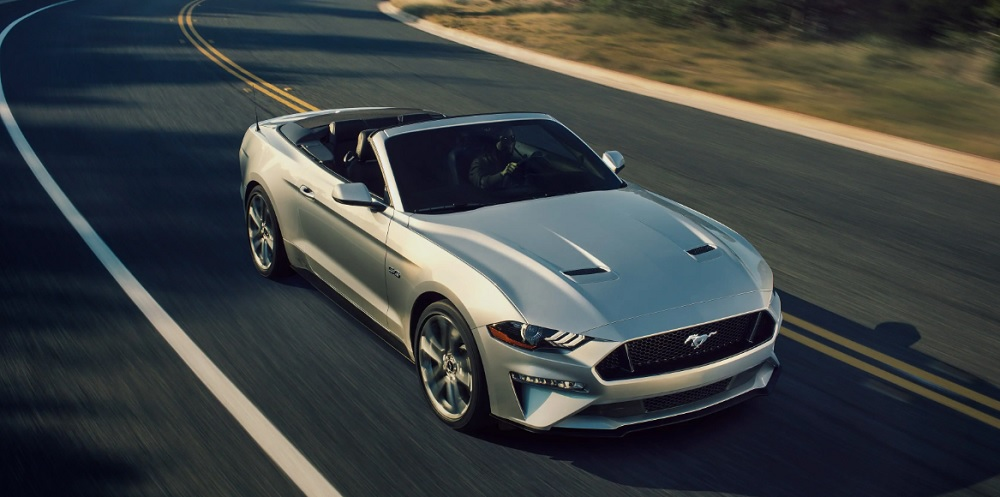 Ford Mustang BULLITT 2019 รถเปิดประทุนสุดหรู ที่โดดเด่น ดูสง่า เมื่อโลดเล่นอยู่บนถนน