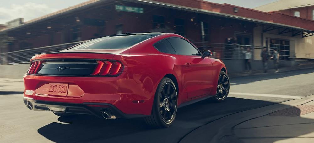 Ford Mustang BULLITT 2019 สวยโดดเด่น สไตล์สปอร์ต สะกดทุกสายตาในทุกมุมมอง