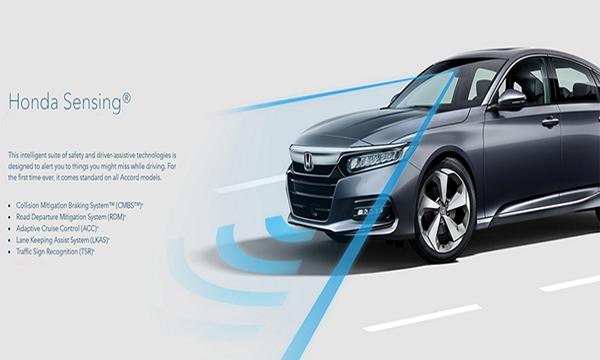 เทคโนโลยี Honda Sensing
