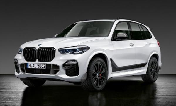 BMW X5 กับชุดแต่ง M Performance