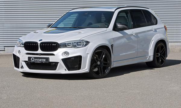 BMW X5 กับชุดแต่ง Typhoon Wide Body Kit