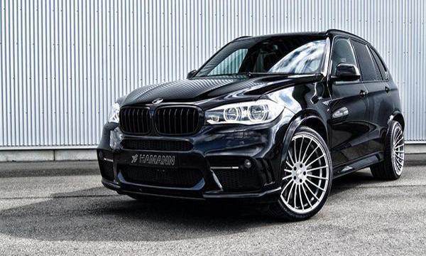 BMW X5 กับชุดแต่ง Hamann
