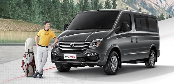 NEW MG V80 Passenger Van