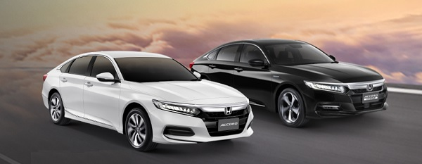 All-new Honda Accord
