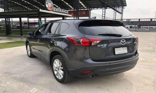 ด้านหลัง Mazda CX-5 XDL ปี 2014