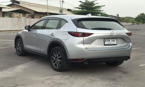 ด้านหลัง Mazda CX-5 XDL 2018