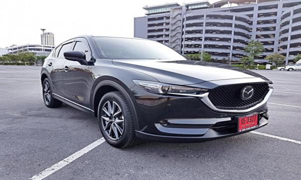 Mazda CX-5 XDL ปี 2018 สีดำเงา