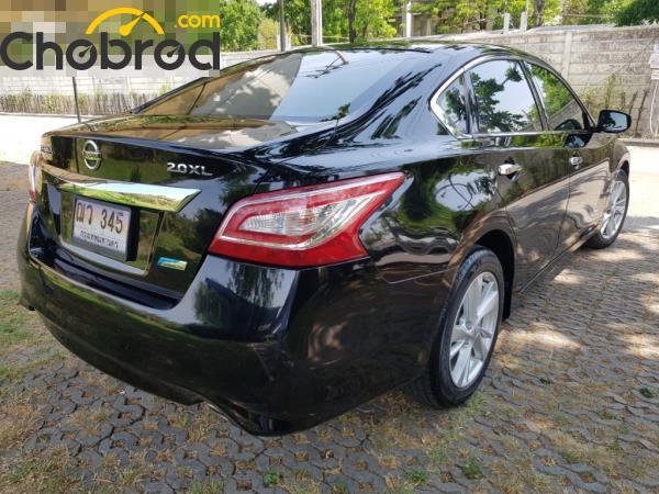 ด้านหลัง Nissan Teana  มือสอง รุ่น 200 XL sedan ปี 2017