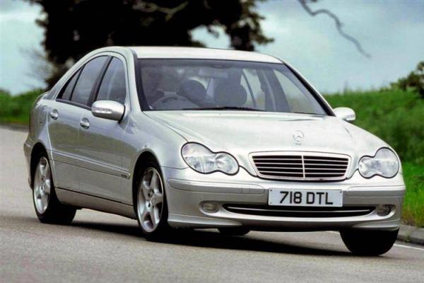 Mercedes-benz C-Class มือสอง โฉม W202