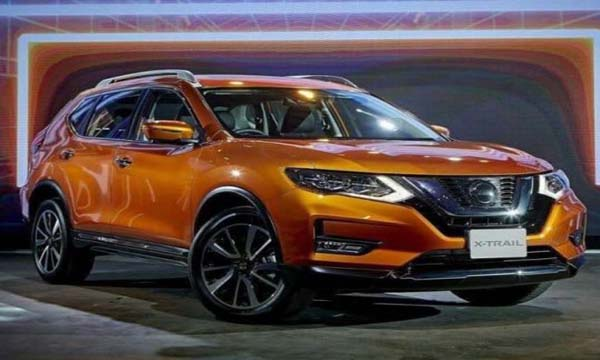 Nissan X-trail มือสอง