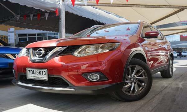 Nissan X-Trail รุ่น 2.5 V ปี 2018