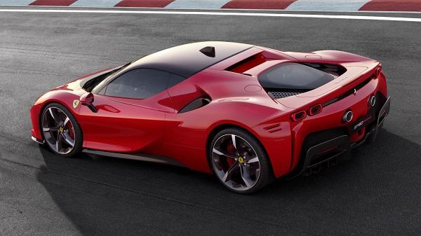 Ferrari SF90 Stradale สวย ปราดเปรียว โฉบเฉี่ยว และทันสมัย ในทุกมุมมอง