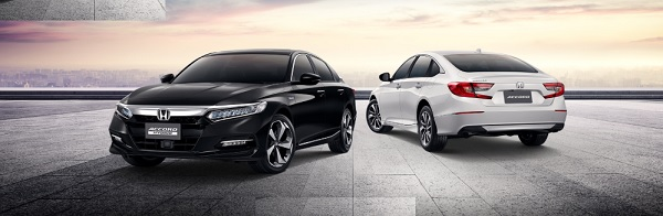 All-new Honda Accord และ All-new Honda Accord Hybrid