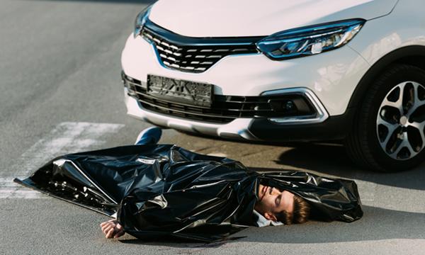 ขับรถชนคนตายต้องทำอย่างไร