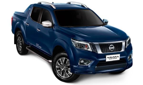 New 2020 Nissan Navara Pickup Truck