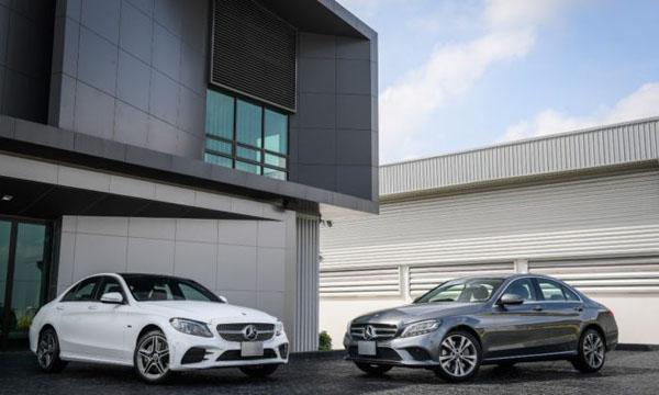 เผยโฉม Mercedes-Benz C 300 E รุ่นประกอบในประเทศ
