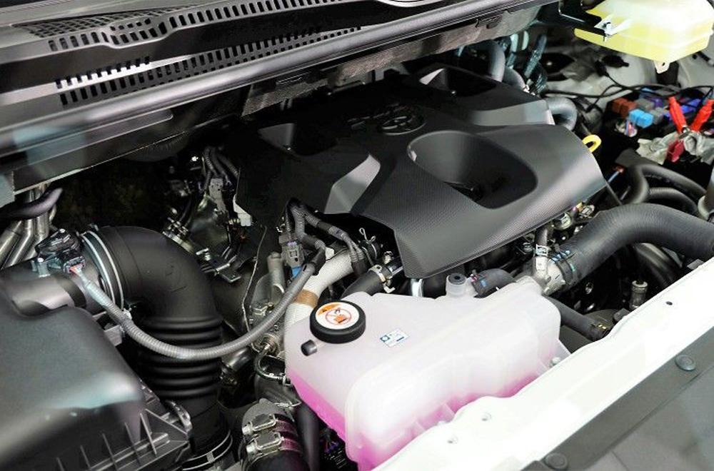 Toyota Granvia 2020 ได้รับการติดตั้งเครื่องยนต์ที่มีให้เลือกใช้งานถึง 2 รูปแบบ ได้แก่ เครื่องยนต์ดีเซล ขนาด 2.8 ลิตร และ เครื่องยนต์เบนซิน รหัส 2TR-FE Dual VVT-I ส่งกำลังด้วยระบบเกียร์อัตโนมัติ 6 สปีด