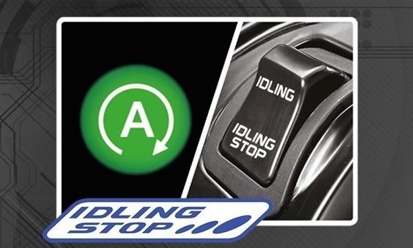 ระบบ idling Stop System