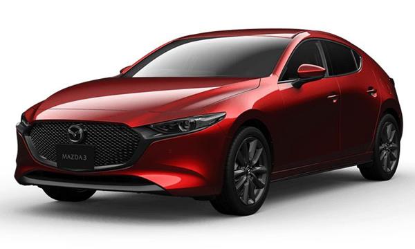 Mazda เตรียมลุยตลาดรถพลังงานไฟฟ้าในปี 2020