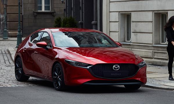 Mazda 3 2019 ติดตั้งขุมพลัง Skyactiv-X