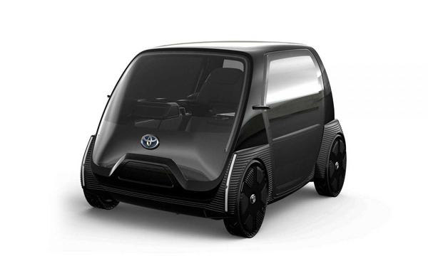 รถขับเคลื่อนด้วยพลังงานไฟฟ้าขนาดเล็ก