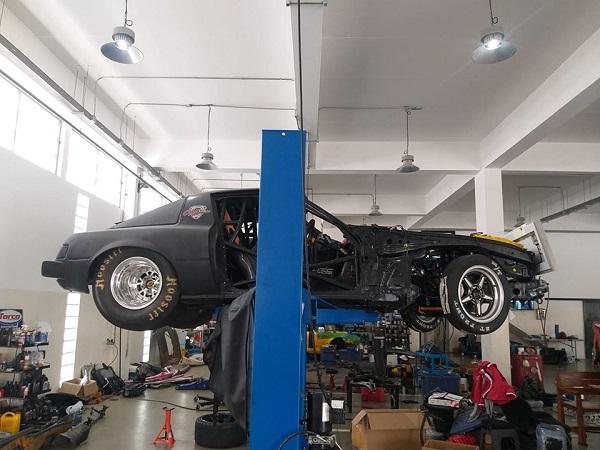 อู่ Mactec Garage