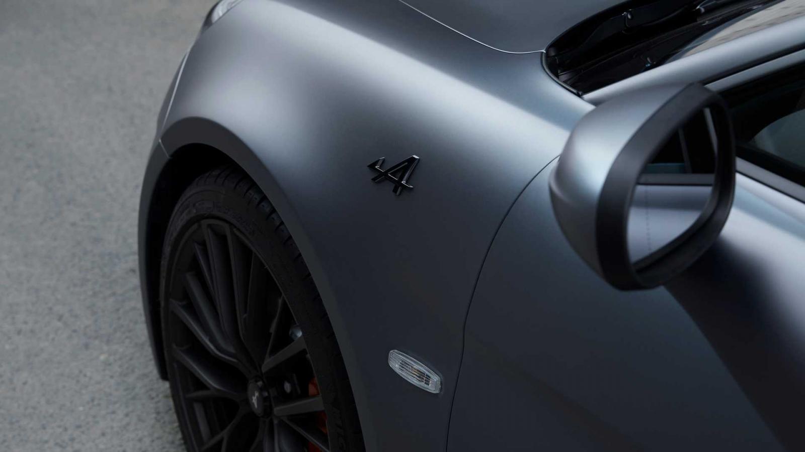 Alpine A110S  2019