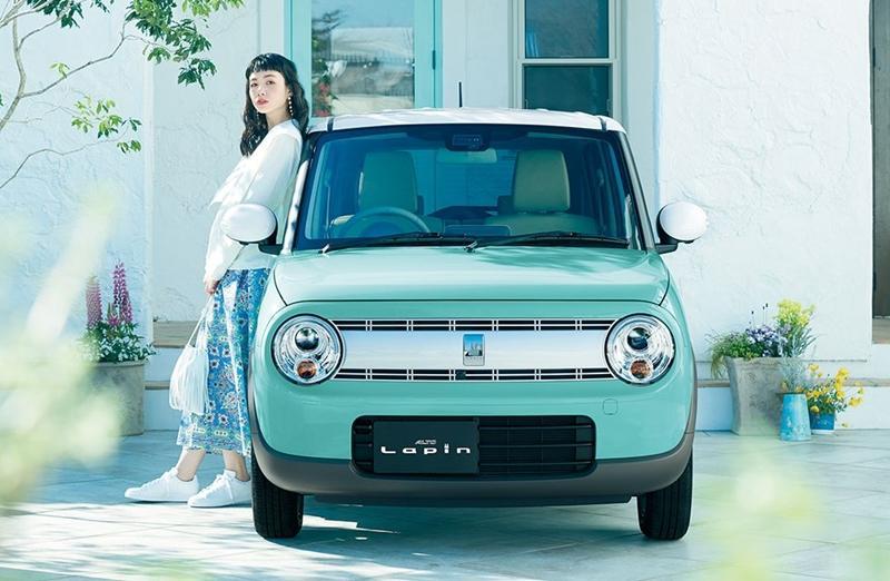 Suzuki Lapin 2019 ใหม่