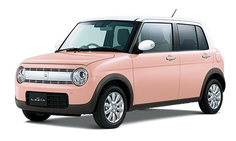 Suzuki Lapin 2019