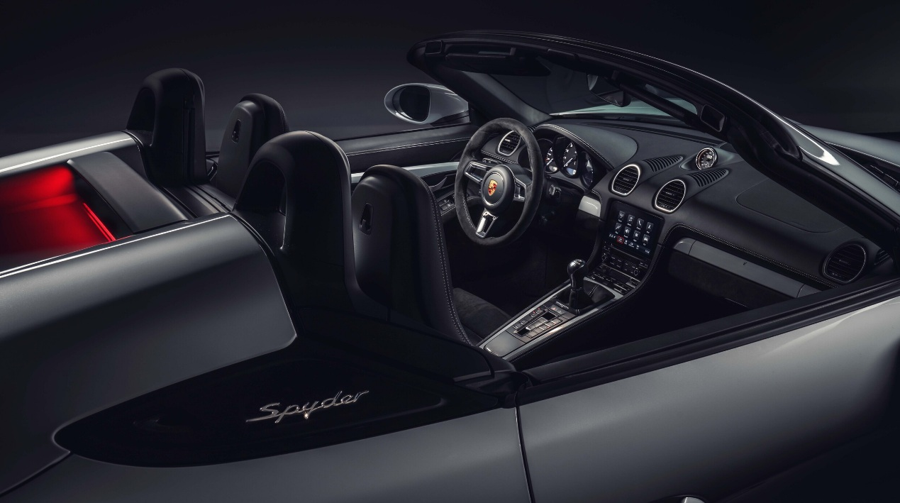 718 Spyder 2020