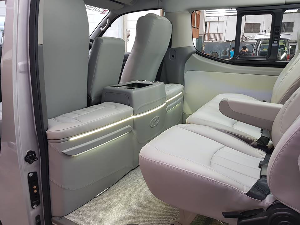 Nissan Urvan แต่ง VIP