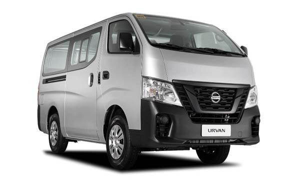 Nissan NV350 Urvan 2019