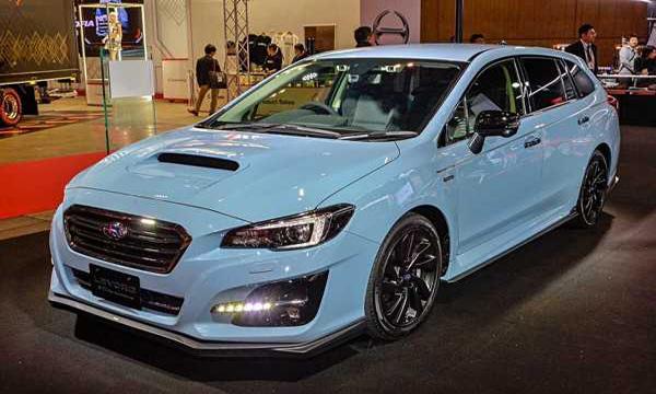 รถแต่งจากค่าย Subaru