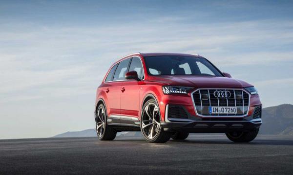 Audi Q7 2020 ไมเนอร์เชนจ์
