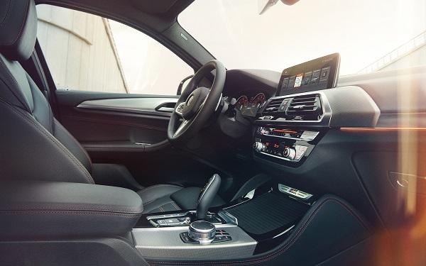 ภายในห้องโดยสาร ALL NEW BMW X4 2019