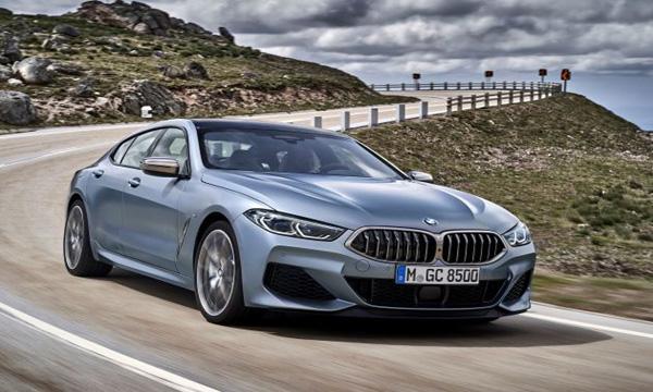 BMW 8-Series Gran Coupe 2020 สปอร์ตคูเป้โฉมใหม่