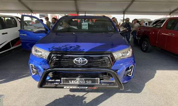 Toyota Hilux Legend 50